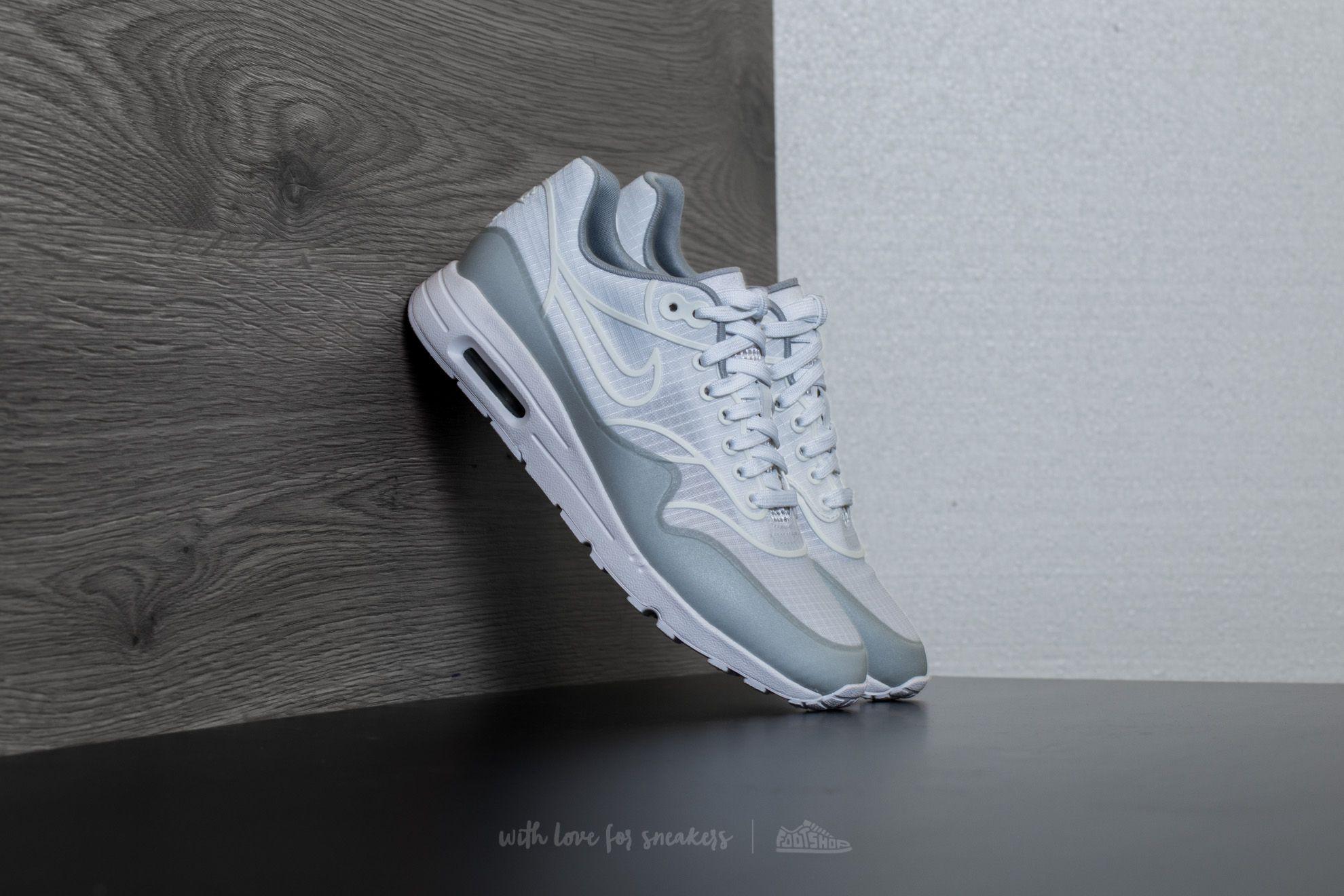 size 40 85162 08d6d Nike W Air Max 1 Ultra 2.0 SI White White