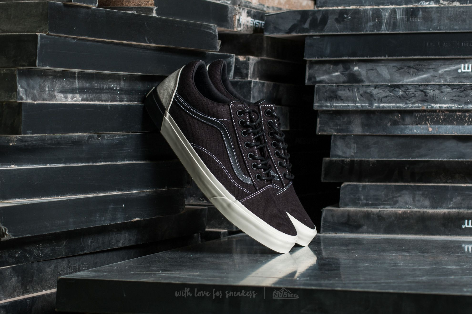 Men's shoes Vans Old Skool DX (Blocked