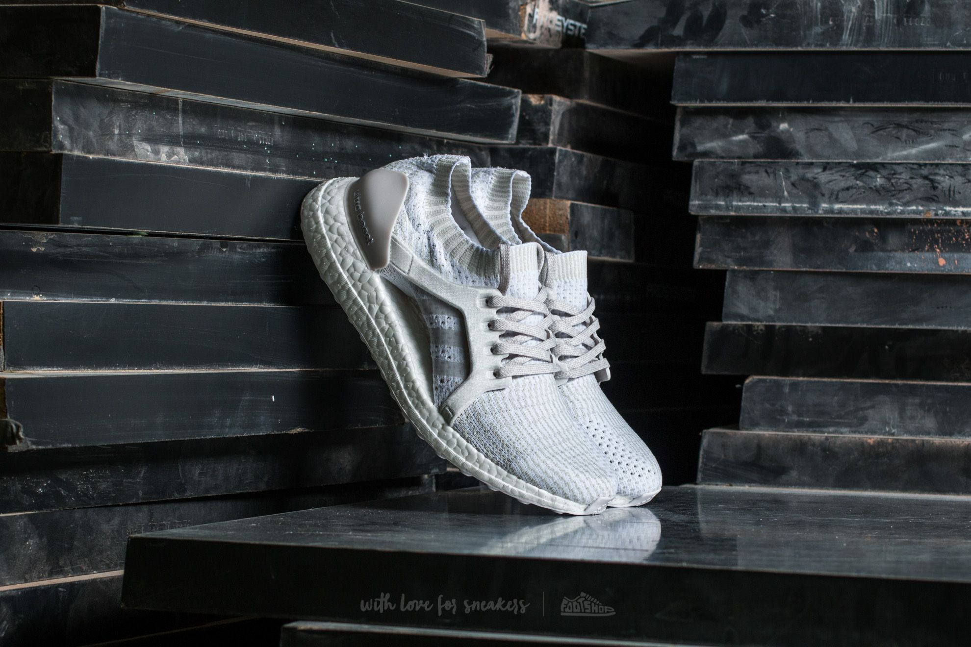 84ae2b25014 adidas UltraBoost X Ftw White  Pearl Grey  Crystal White