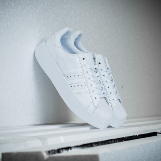 adidas Superstar Bold W Ftw White/ Ftw White | Footshop