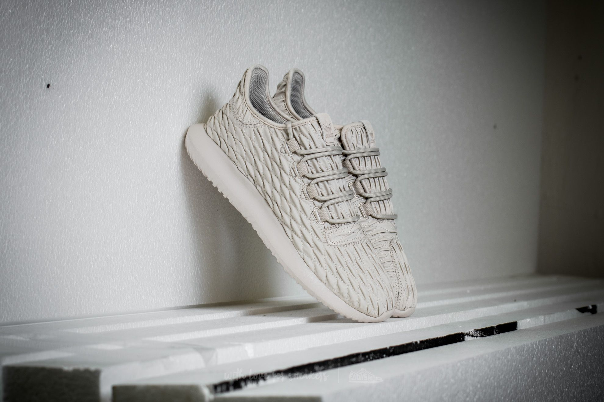 reputable site cc347 4c150 adidas Tubular Shadow Clear Brown/ Clear Brown | Footshop