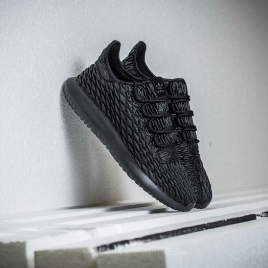 huge discount 7cd84 2b0cf adidas Tubular Shadow Core Black/ Core Black/ Utility Black ...
