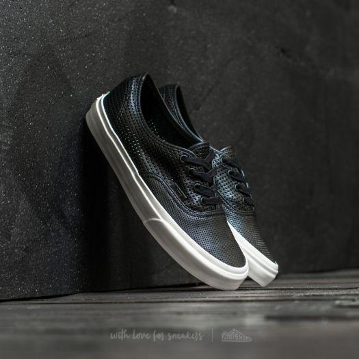 Vans Authentic DX (Square Perf) Black  d05f8c9f6d