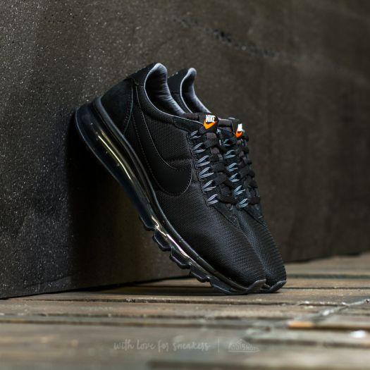 Black – Nike Air Max Ld Zero Mens Low Top Black Black – Dark Grey