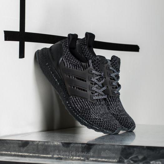 pretty nice c228c a58d3 adidas Ultra Boost Core Black/ Dark Grey Heather Solid ...