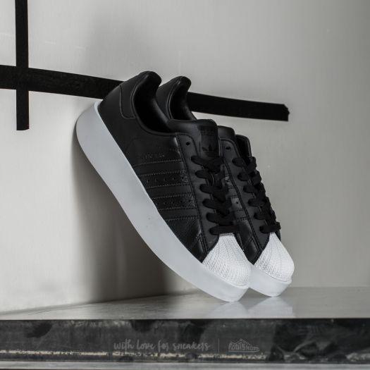 adidas Superstar Bold W Core Black/ Core Black/ Ftw White | Footshop