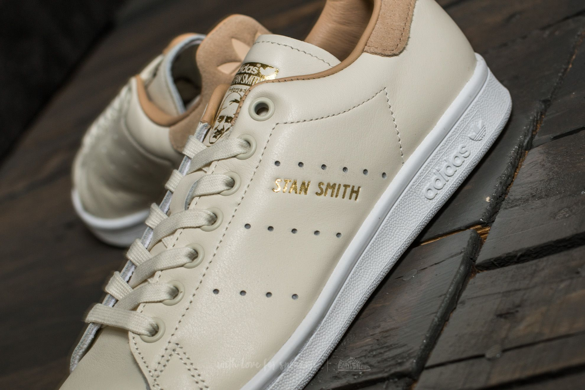 adidas Stan Smith W Off White Off White St Pale Nude | Footshop