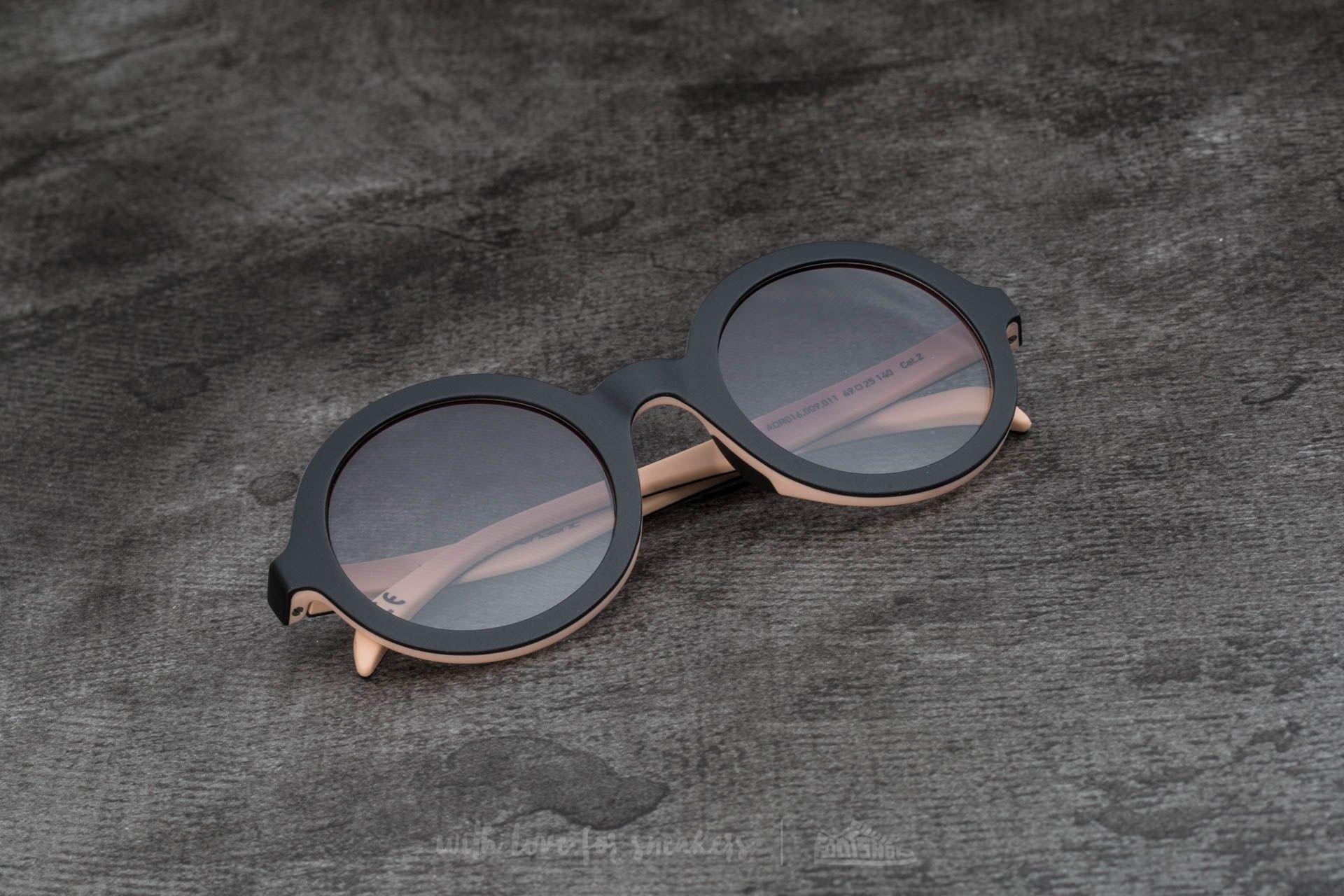 adidas x Italia Independent AOR016 Sunglasses Black  Powder ... 22644367a5f