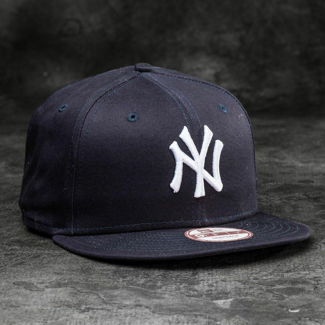 New Era 9Fifty MLB New York Yankees Cap Team, Blue