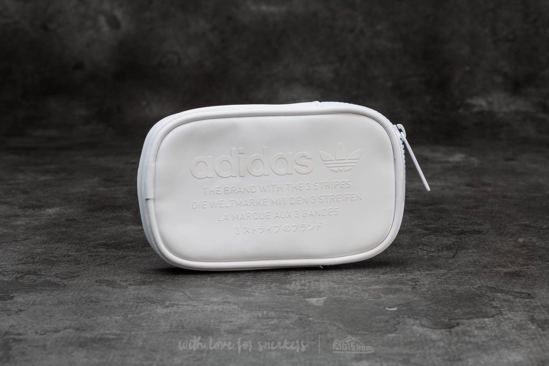 a4dfea9c35518 adidas NMD Pouch Bag White