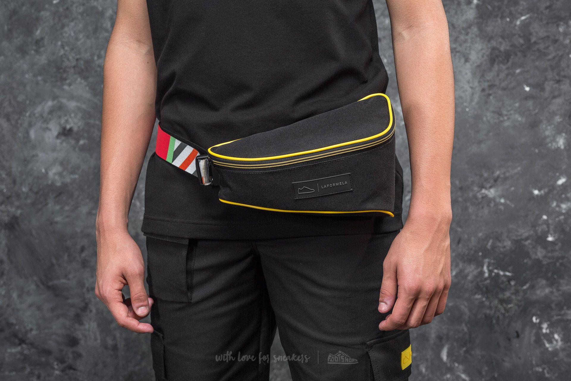 Footshop x LAFORMELA Hip Bag Black za skvělou cenu 1 620 Kč koupíte na Footshop.cz