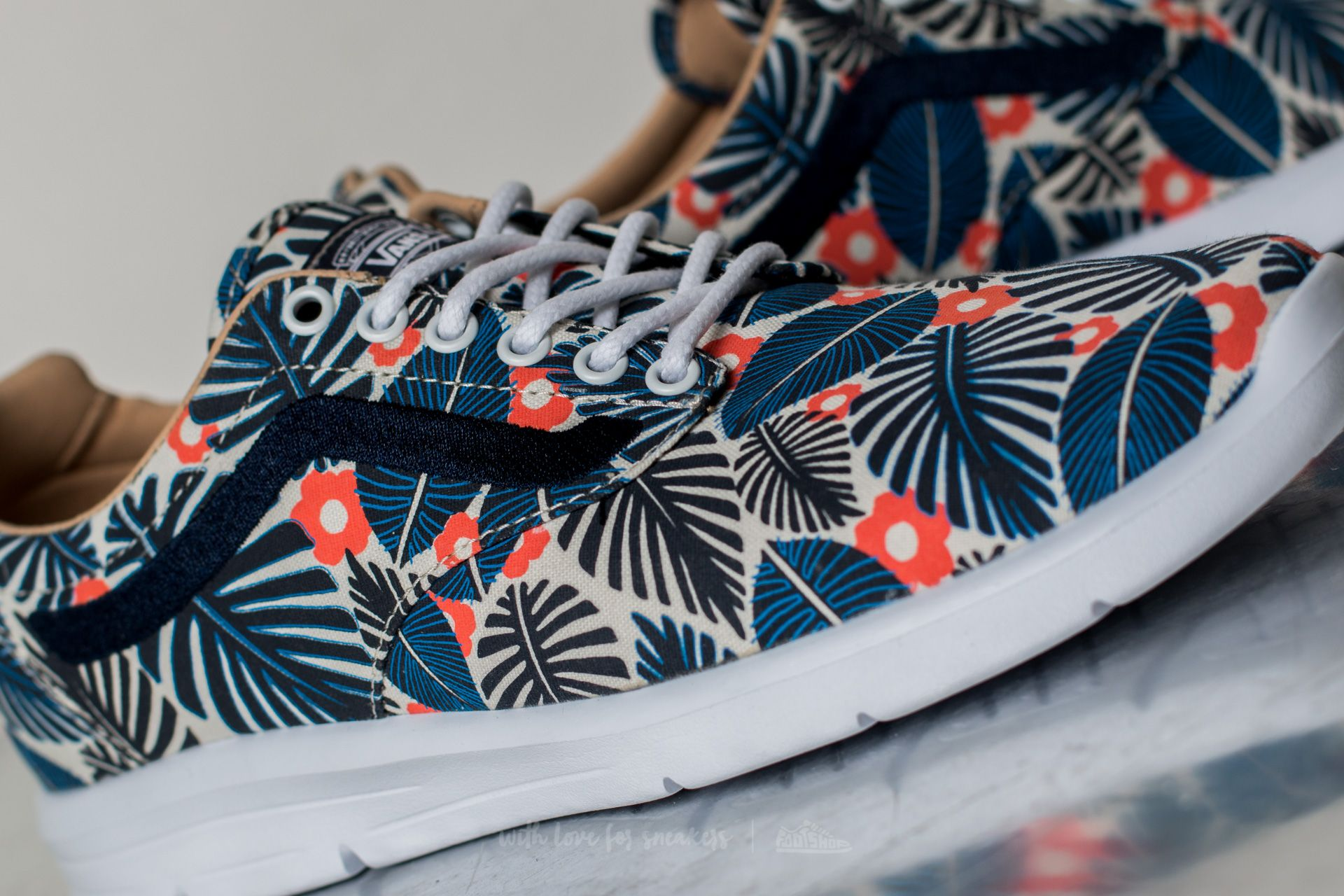 Vans Iso 1.5 + (TROPICAL) Multicolor | Footshop