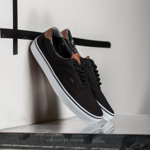0f1498827f1 Vans Era 59 (C L) Black  Material Mix