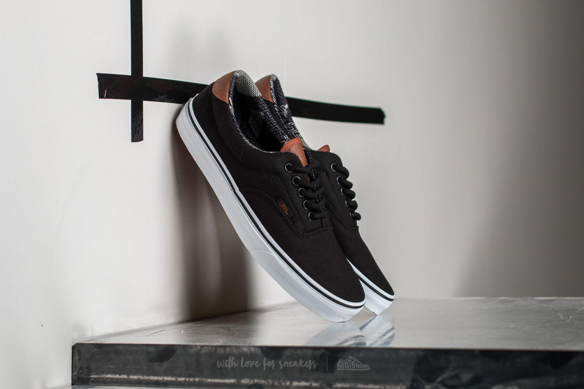 Vans Era 59 (C&L) Black/ Material Mix za skvělou cenu 1 090 Kč koupíte na Footshop.cz