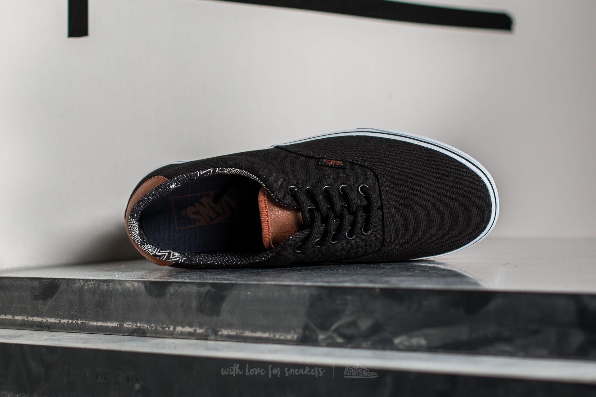 Vans Era 59 (C&L) Black Material Mix | Footshop