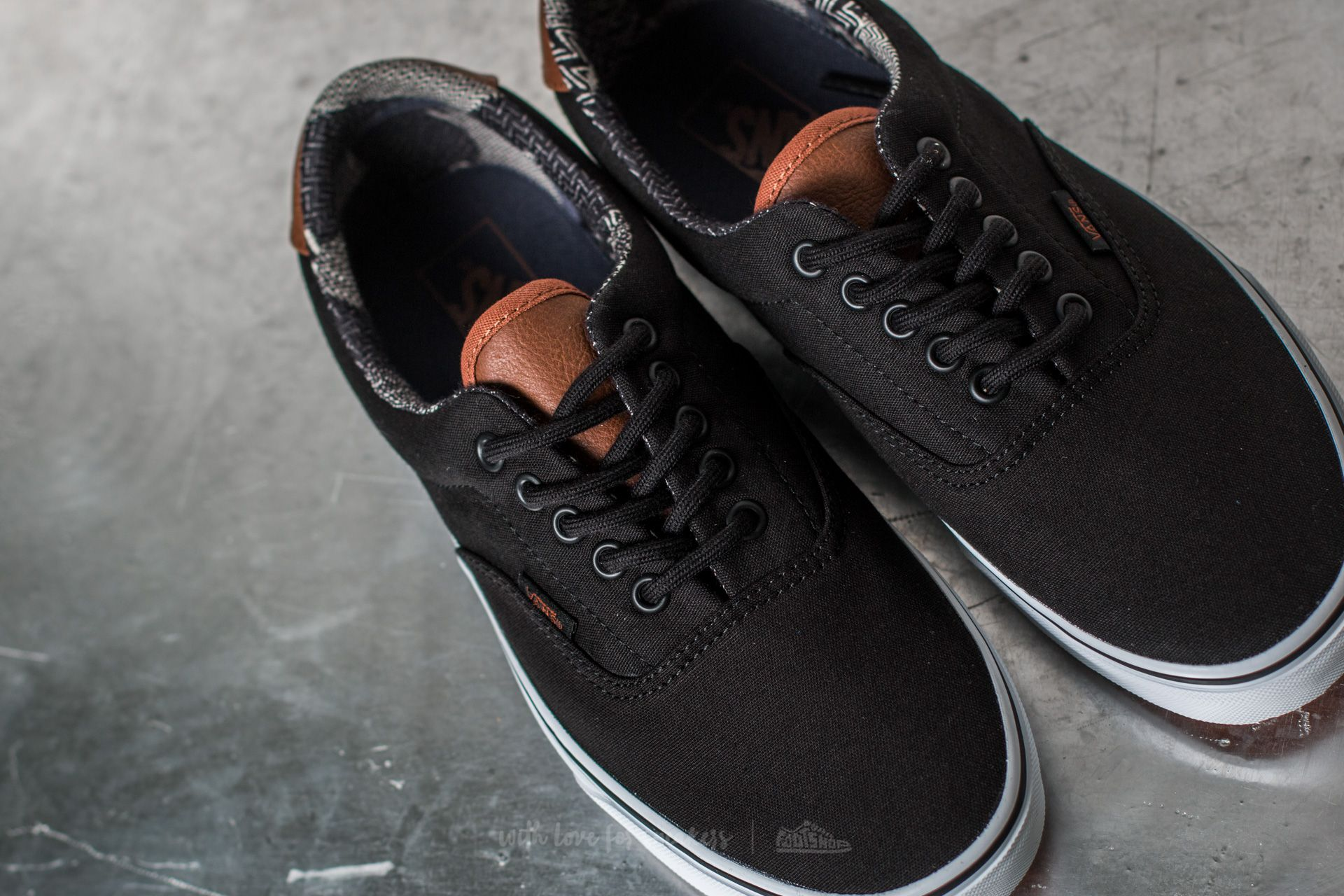Men's shoes Vans Era 59 (C\u0026L) Black