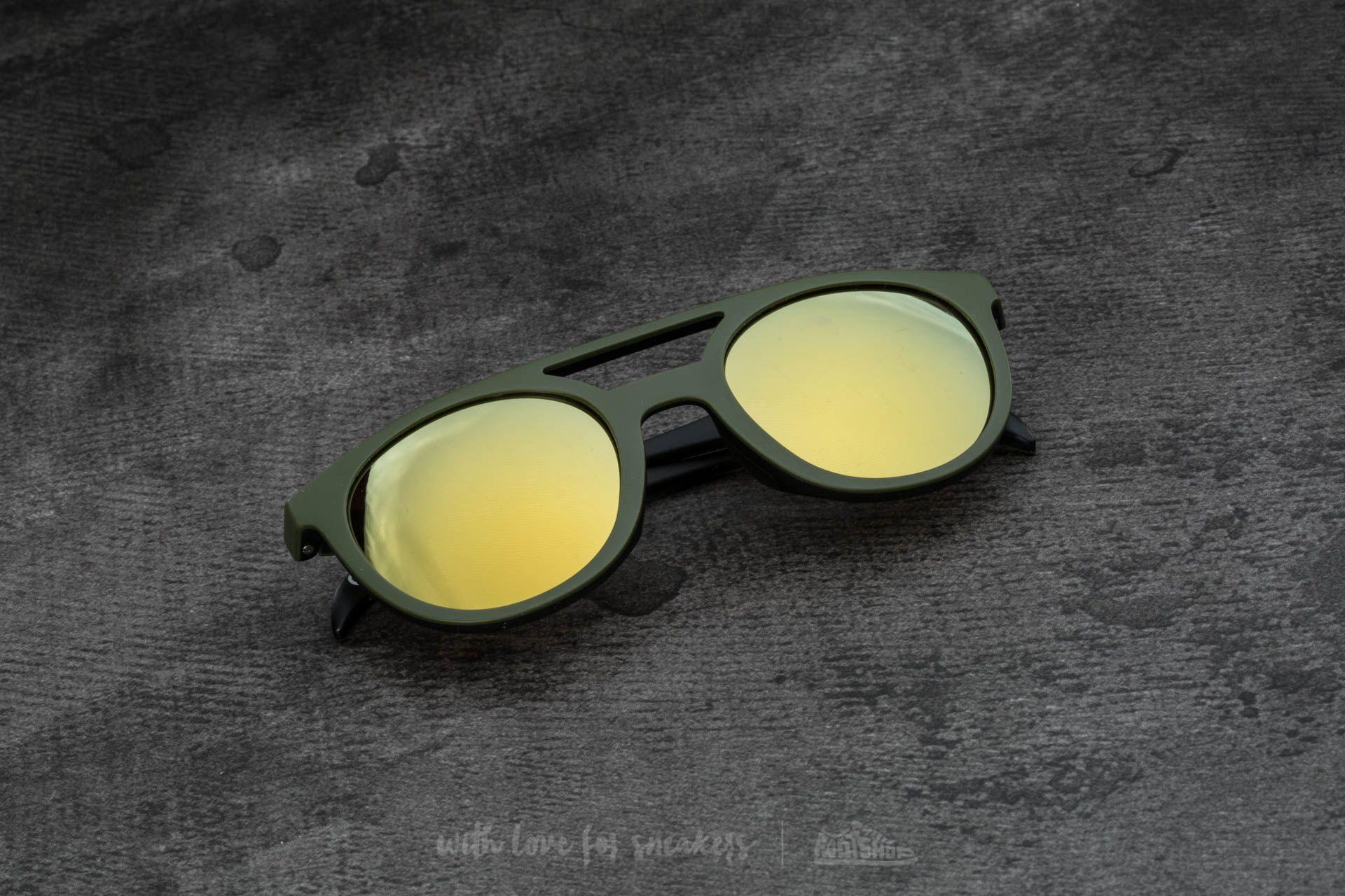 adidas x Italia Independent AOR001 Sunglasses Black  Sky Led ... 3bdeb86f228
