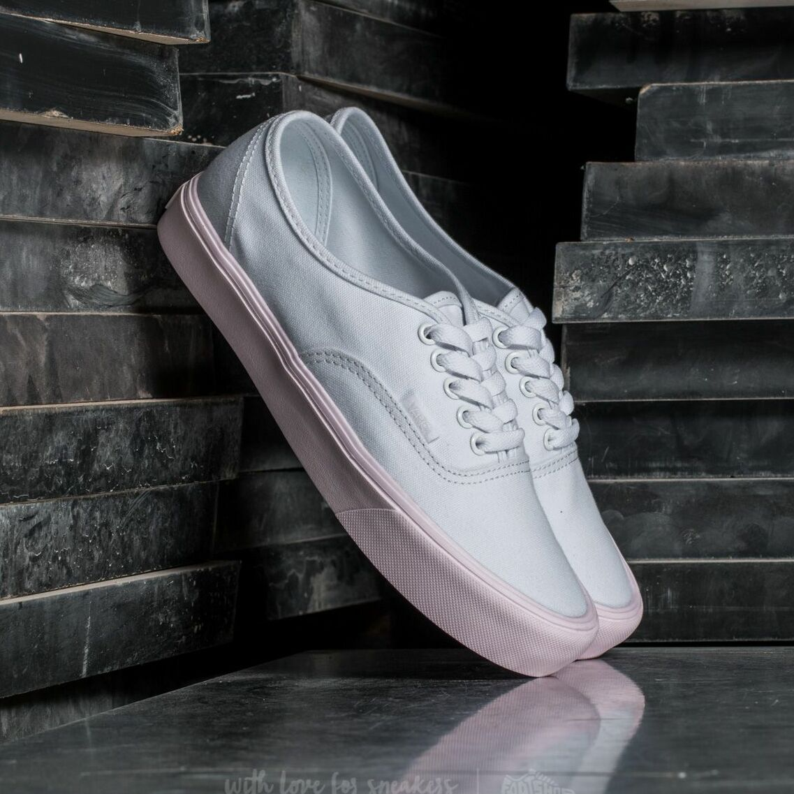 Vans Authentic Lite (Pop Pastel) True White EUR 36.5