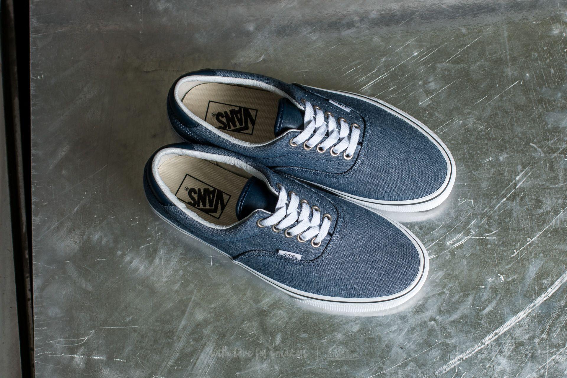 Vans Era 59 (C&L) Chambray Blue | Footshop