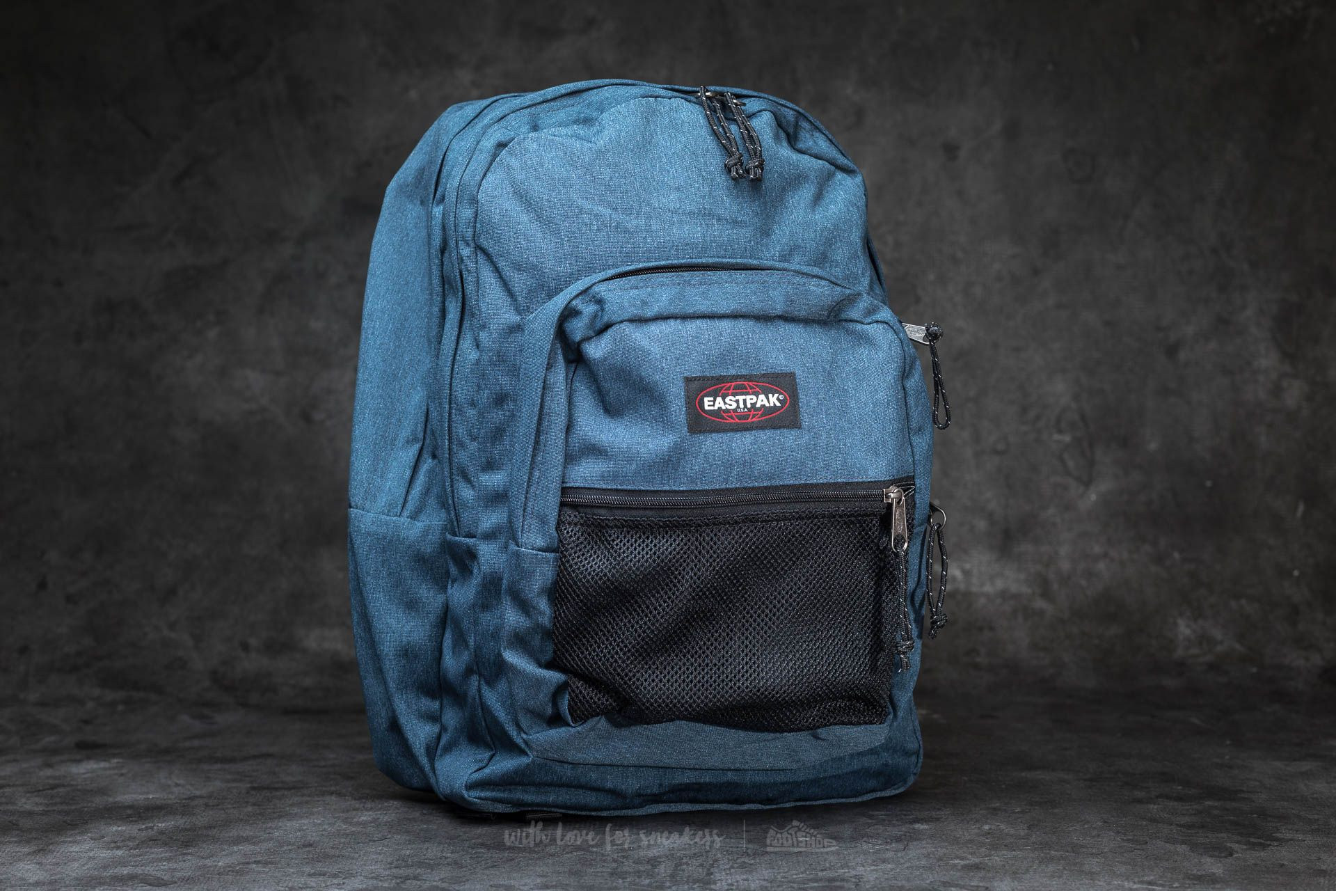 Denim Double Pinnacle Eastpak Footshop Eastpak Pinnacle Double xa77qZ