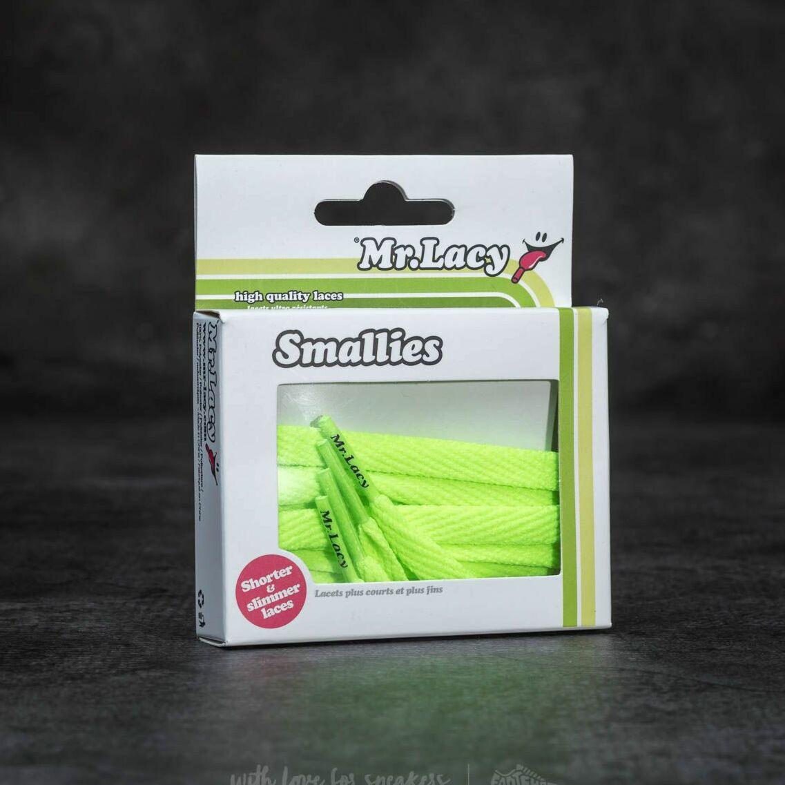 Mr. Lacy Smallies Neon Lime Yellow univerzální