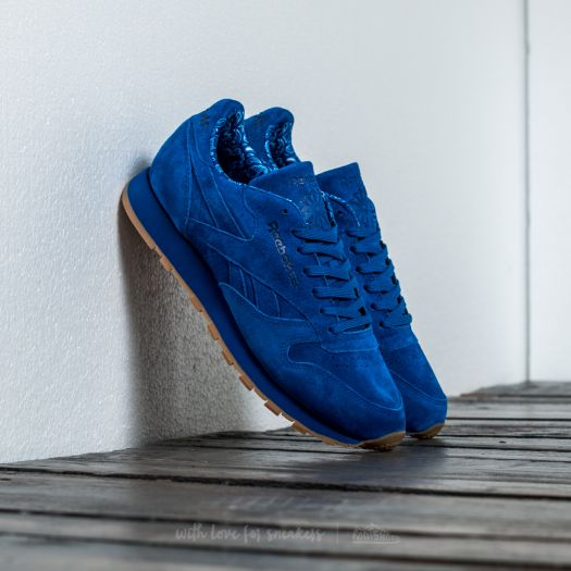 Reebok Classic Leather TDC Collegiate Royal White | Footshop