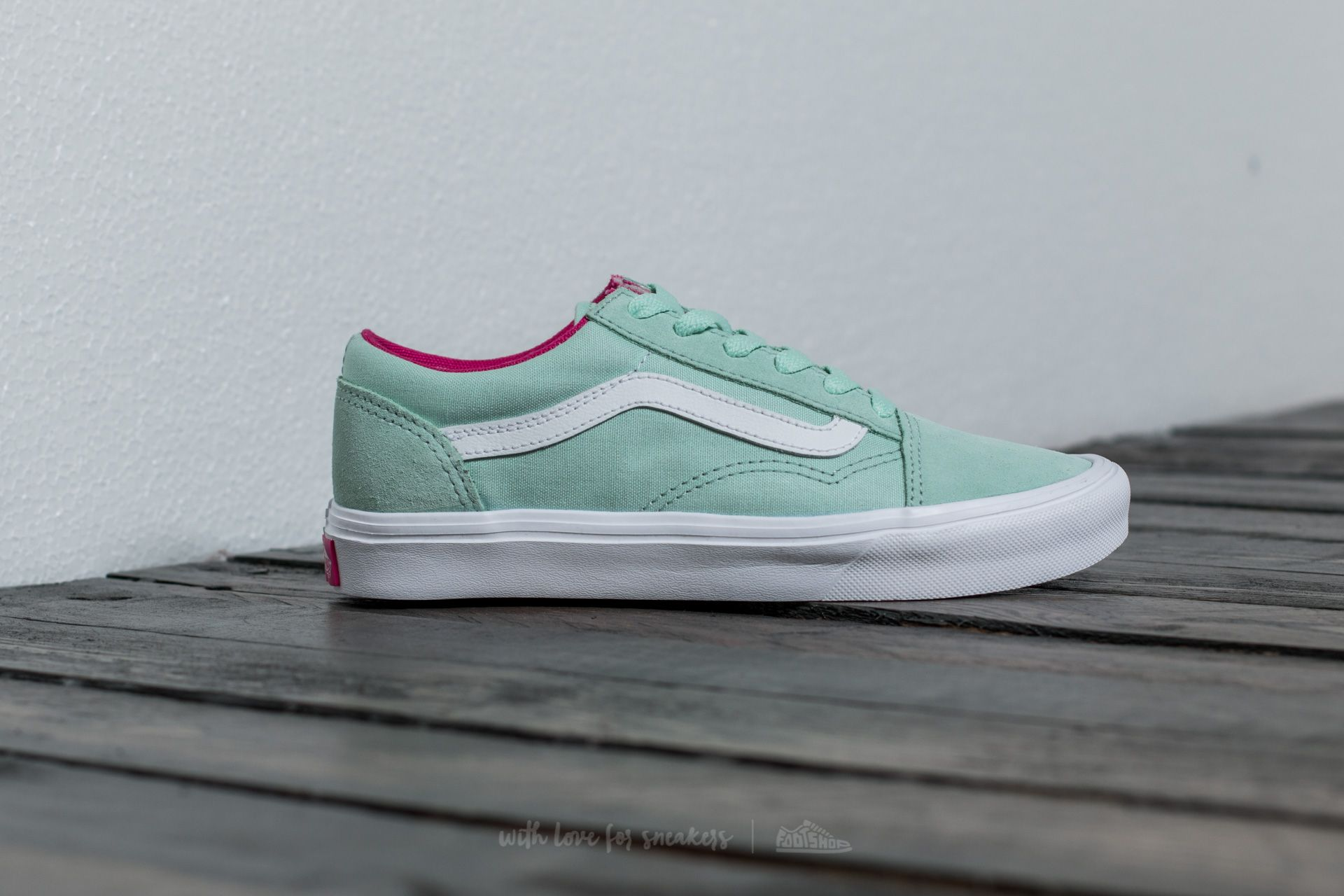 d9a7425da6 Vans Old Skool Lite (Pop) Bay  True White W super cenie 200 zł