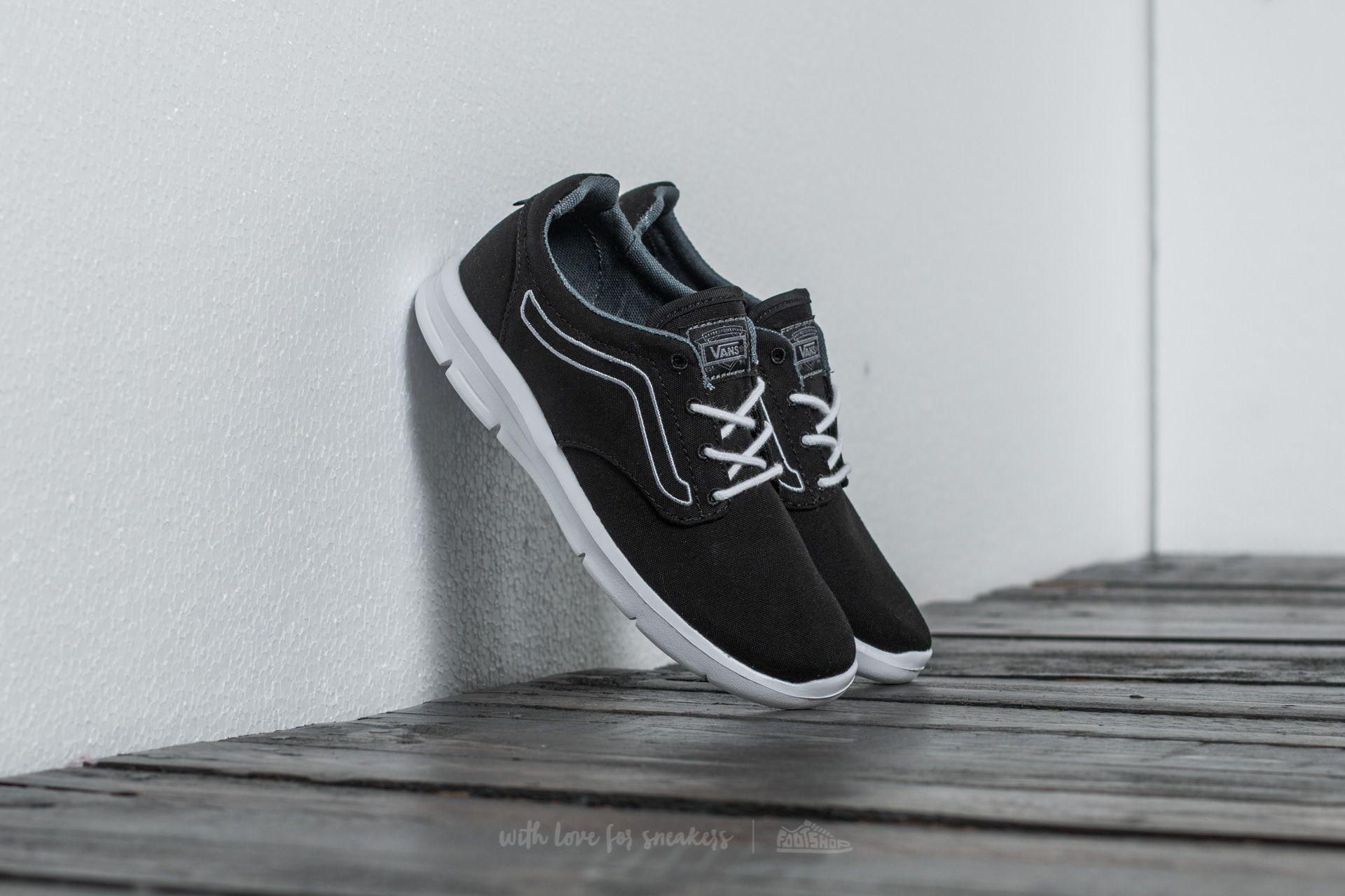 Vans Iso 1.5 (Canvas) Black/ Dark Slate za skvělou cenu 859 Kč koupíte na Footshop.cz