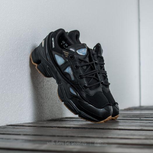 adidas x Raf Simons Ozweego Bunny Core Black Core Black