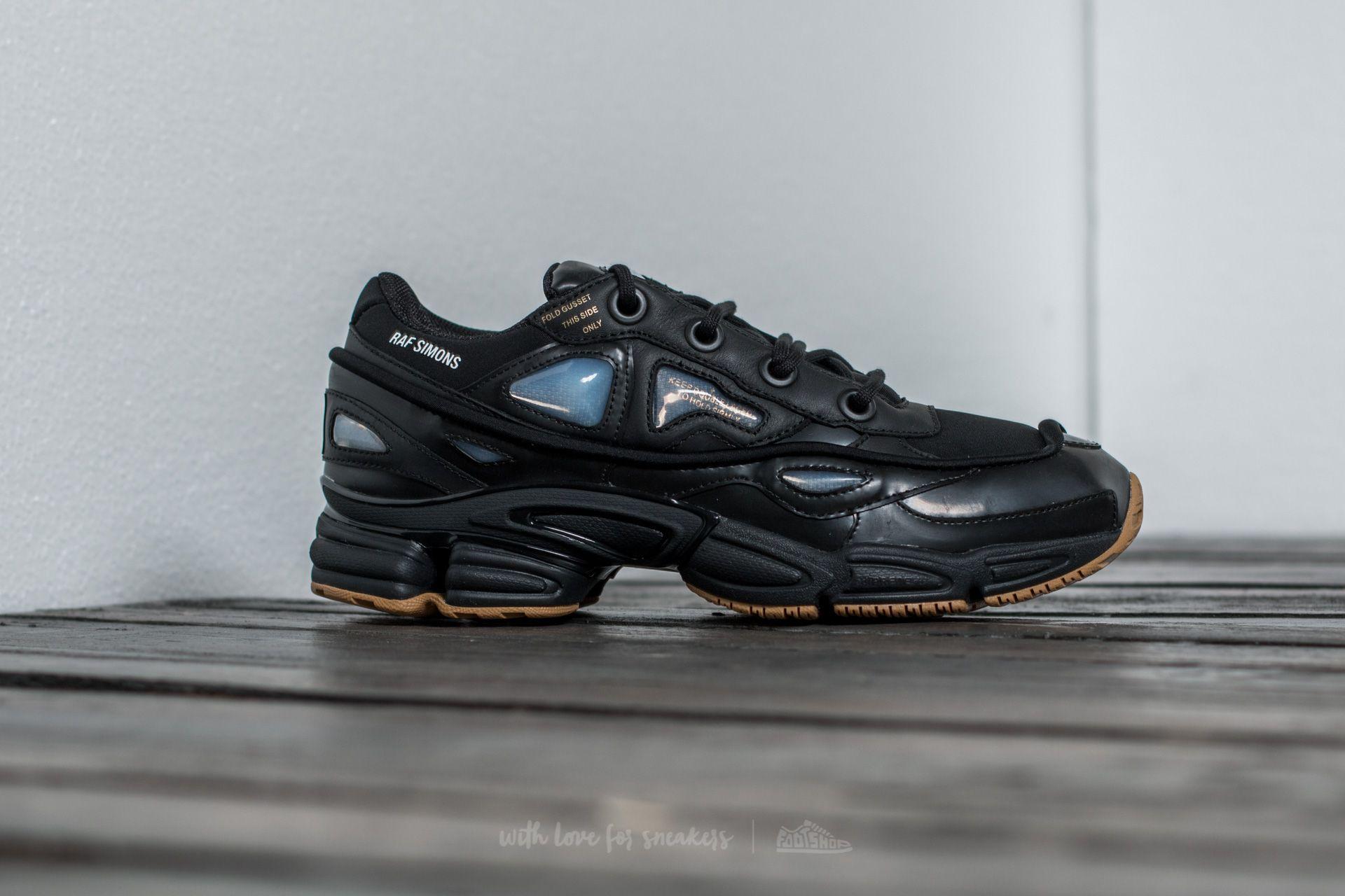 adidas Ozweego Bunny Raf Simons Core Black
