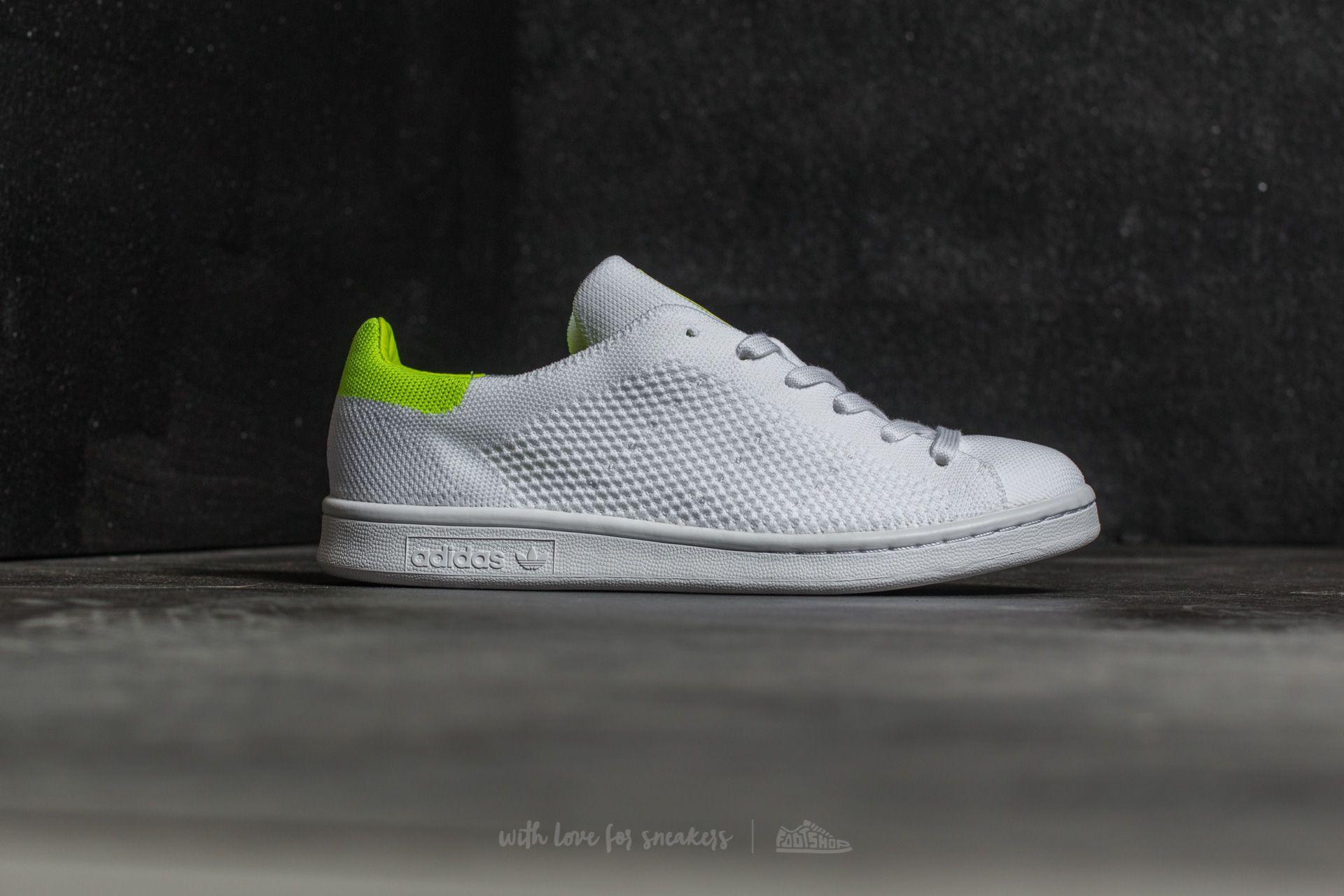 adidas W Stan Smith Primeknit Ftw White Ftw White Solar