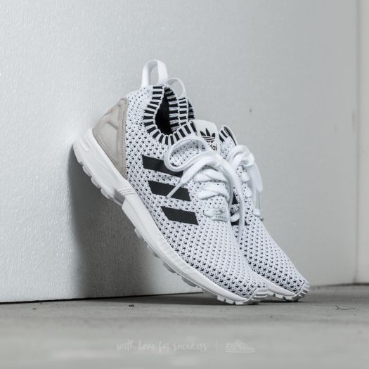 info for 839fb 7ef8a adidas ZX Flux Primeknit Junior Ftw White/ Ftw White/ Ftw White