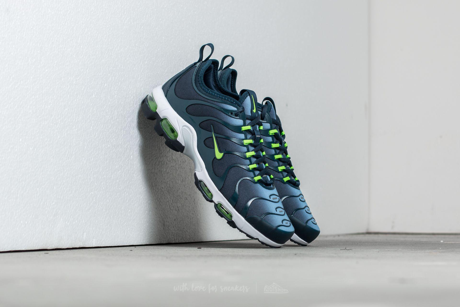 Men's shoes Nike Air Max Plus TN Ultra Binary Blue/ Safety Orange   Footshop