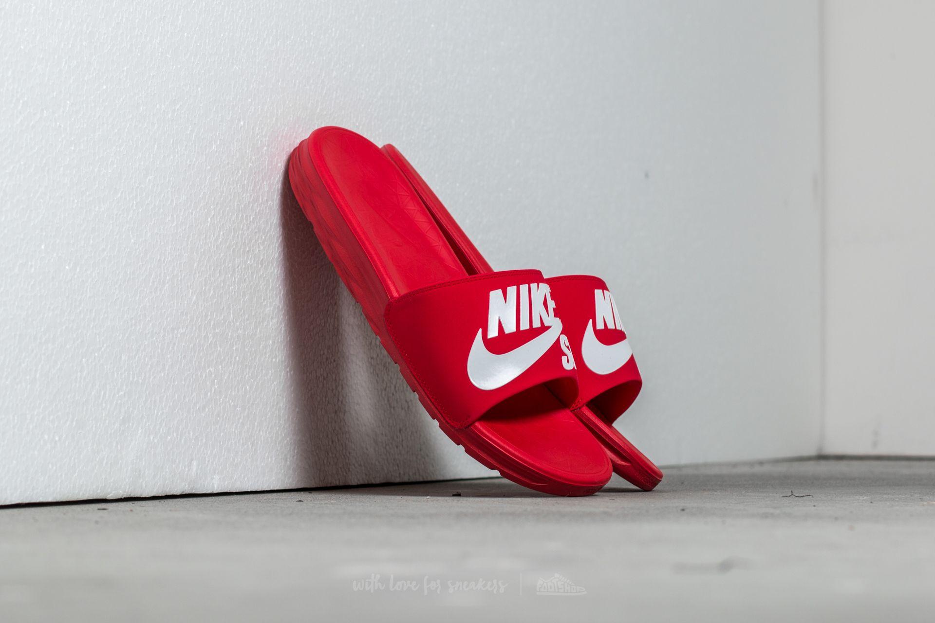 Men's shoes Nike Benassi Solarsoft SB