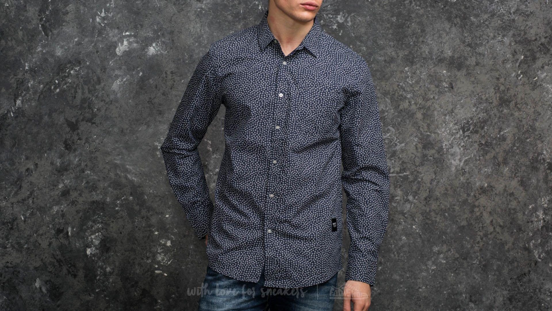 Wemoto Ohata Shirt Navy Blue za skvělou cenu 650 Kč koupíte na Footshop.cz