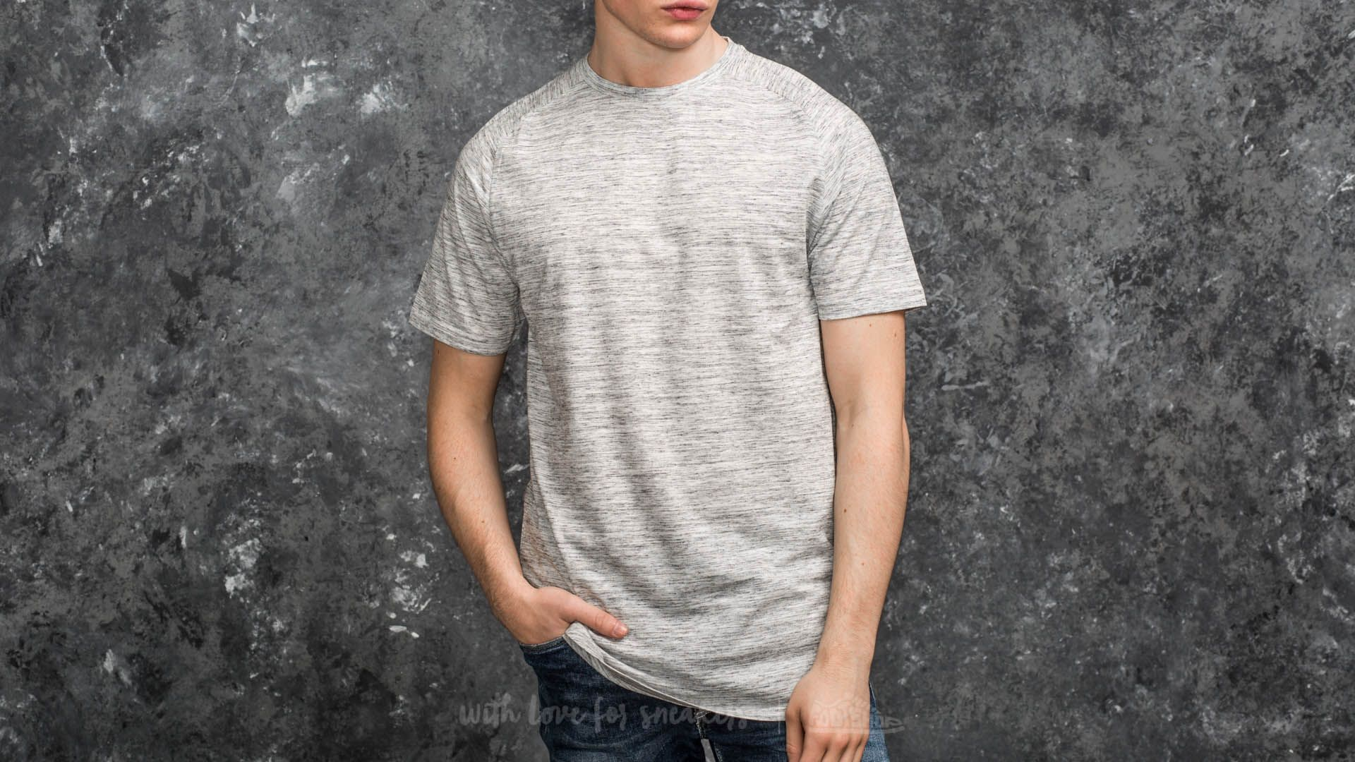 Publish Index Shortsleeve Raglan Knitted Tee