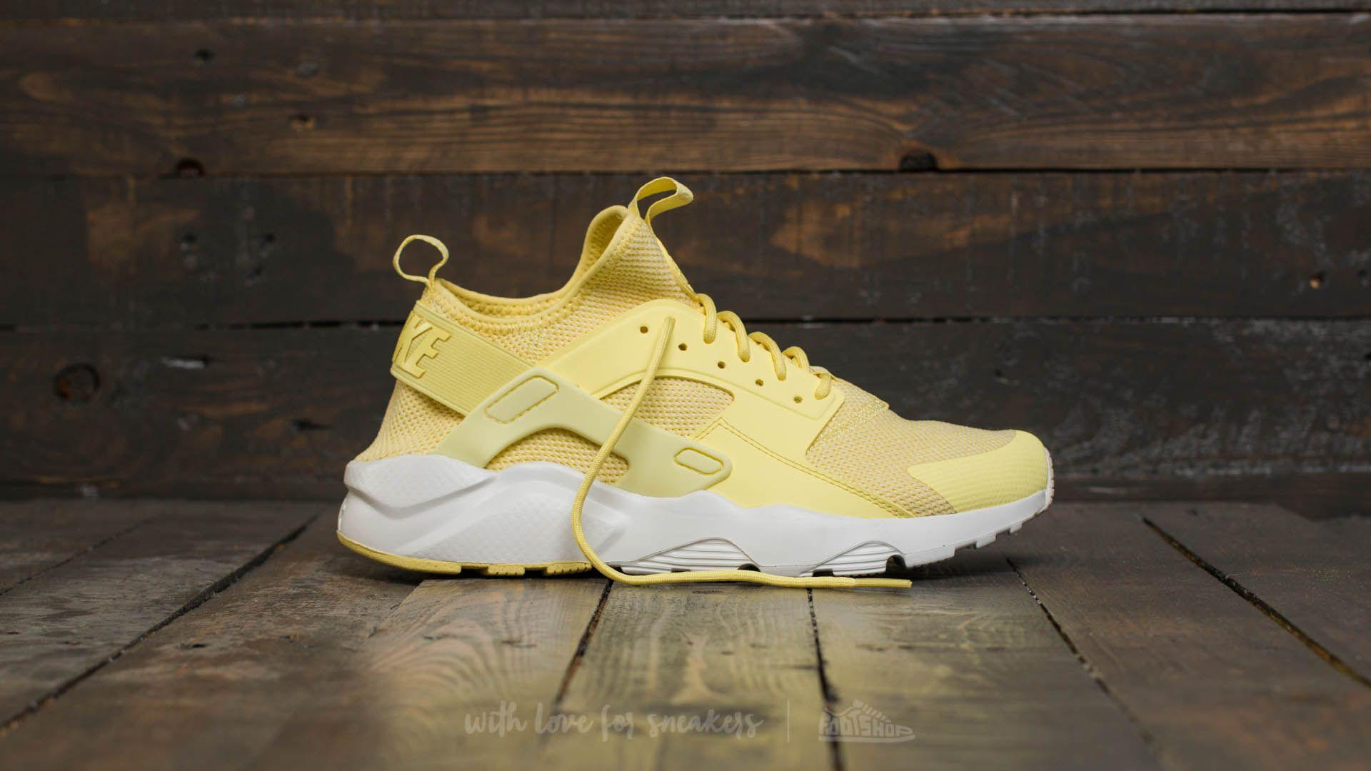 best loved best new product Nike Air Huarache Run Ultra Br Lemon Chiffon/ Lemon Chiffon ...