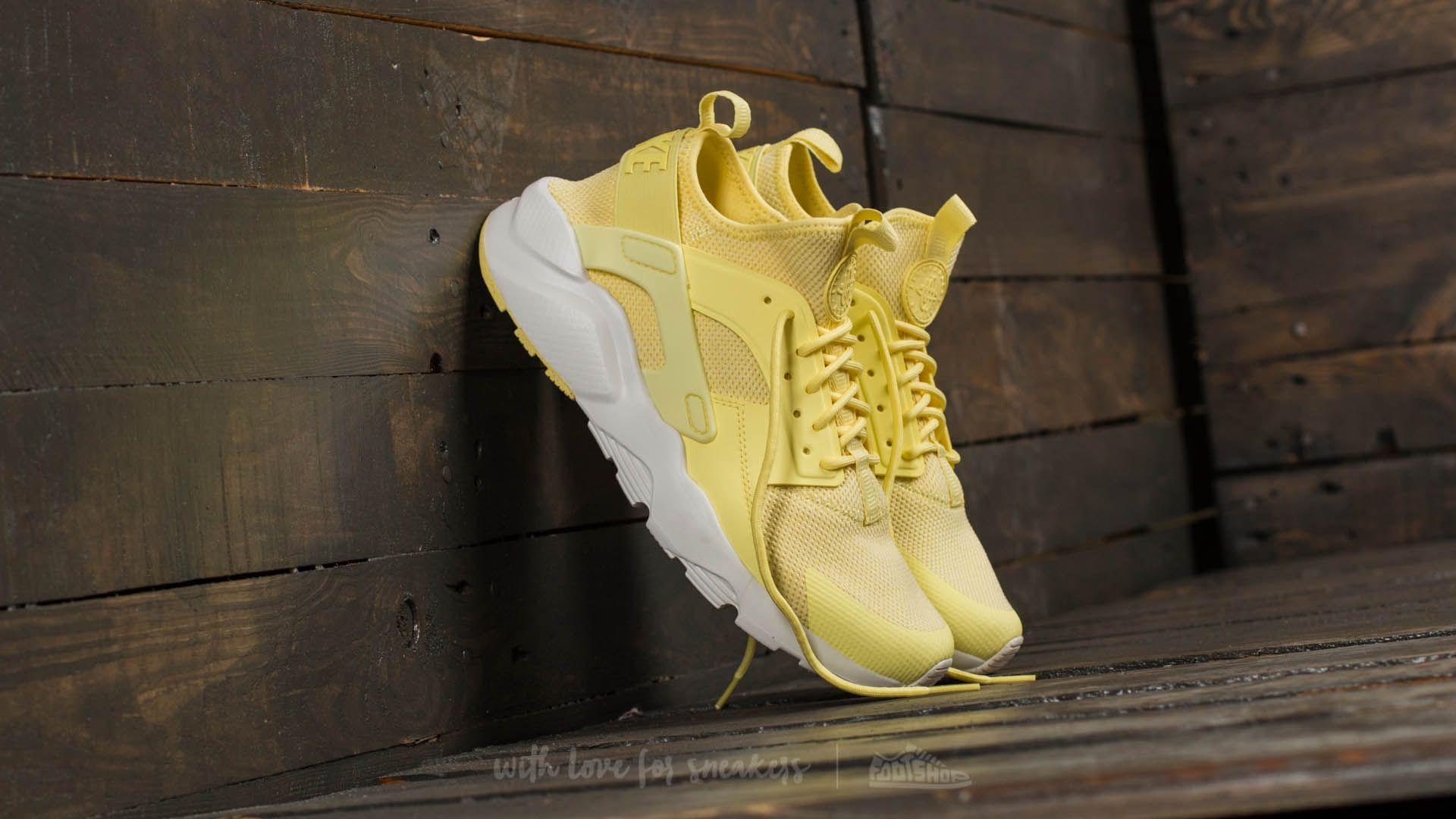 44ba9dadff3e Nike Air Huarache Run Ultra Br Lemon Chiffon  Lemon Chiffon ...