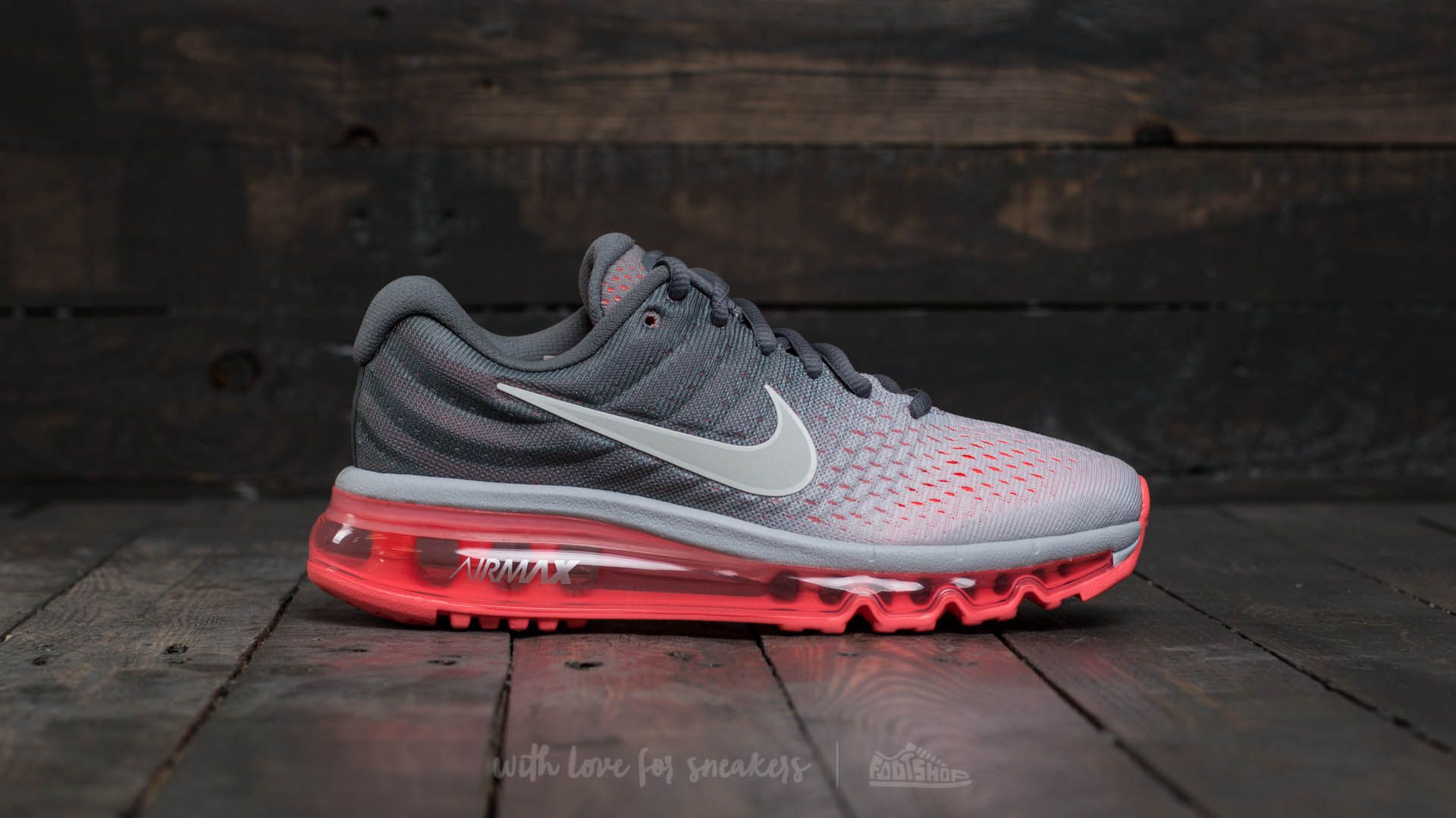 Nike Wmns Air Max 2017 Pure Platinum White Cool Grey | Footshop
