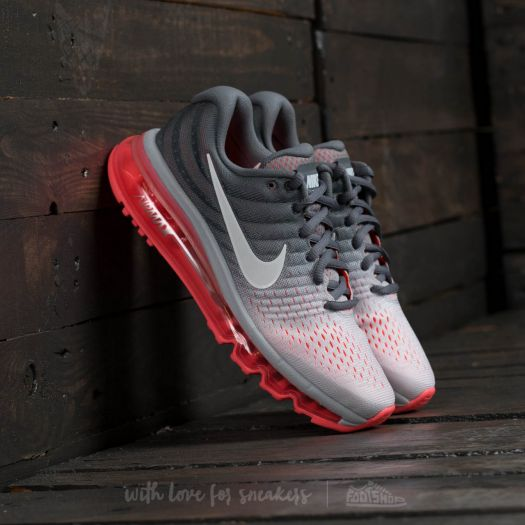 Nike Wmns Air Max 2017 Pure Platinum White Cool Grey
