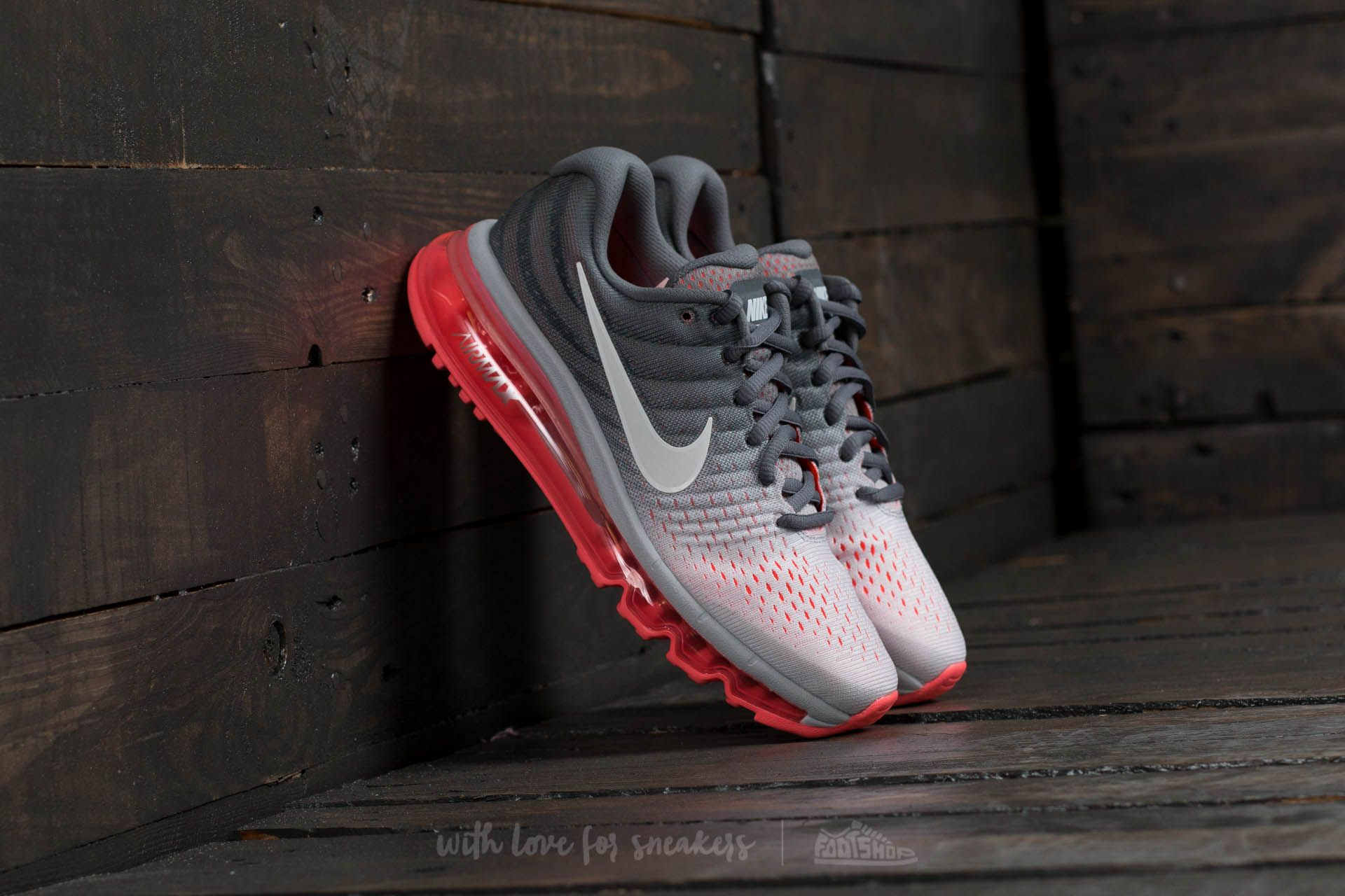 41d272d3e8b3 Nike Wmns Air Max 2017 Pure Platinum  White-Cool Grey