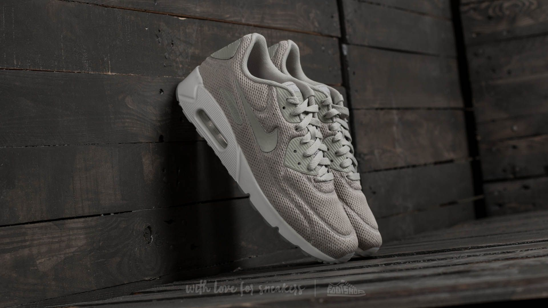 half off f1ce5 96499 Nike Air Max 90 Ultra 2.0 BR. Pale Grey  Pale Grey