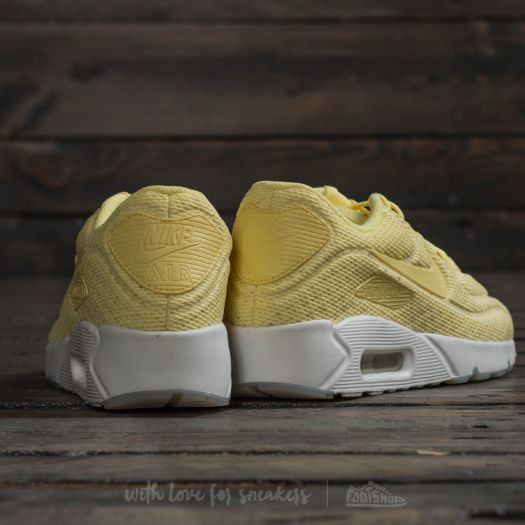 nike air max 90 ultra 2.0 br lemon chiffon