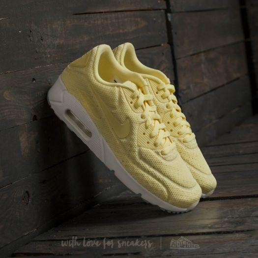 Nike Air Max 90 Ultra 2.0 BR Lemon Chiffon Lemon Chiffon   Footshop