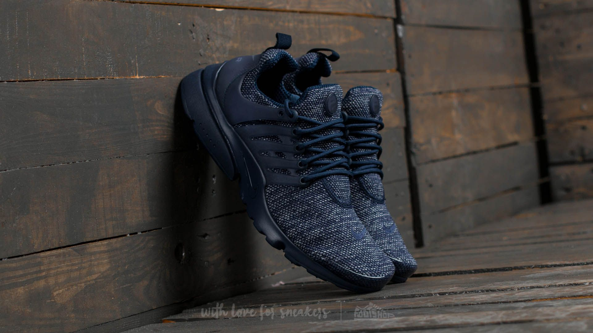 c6bb917f3f3a Nike Air Presto Ultra BR Midnight Navy  Midnight Navy