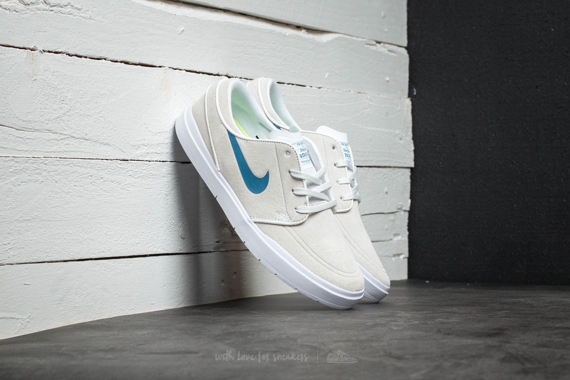 Nike Stefan Janoski Hyperfeel Summit White  Industrial Blue  9800d680c