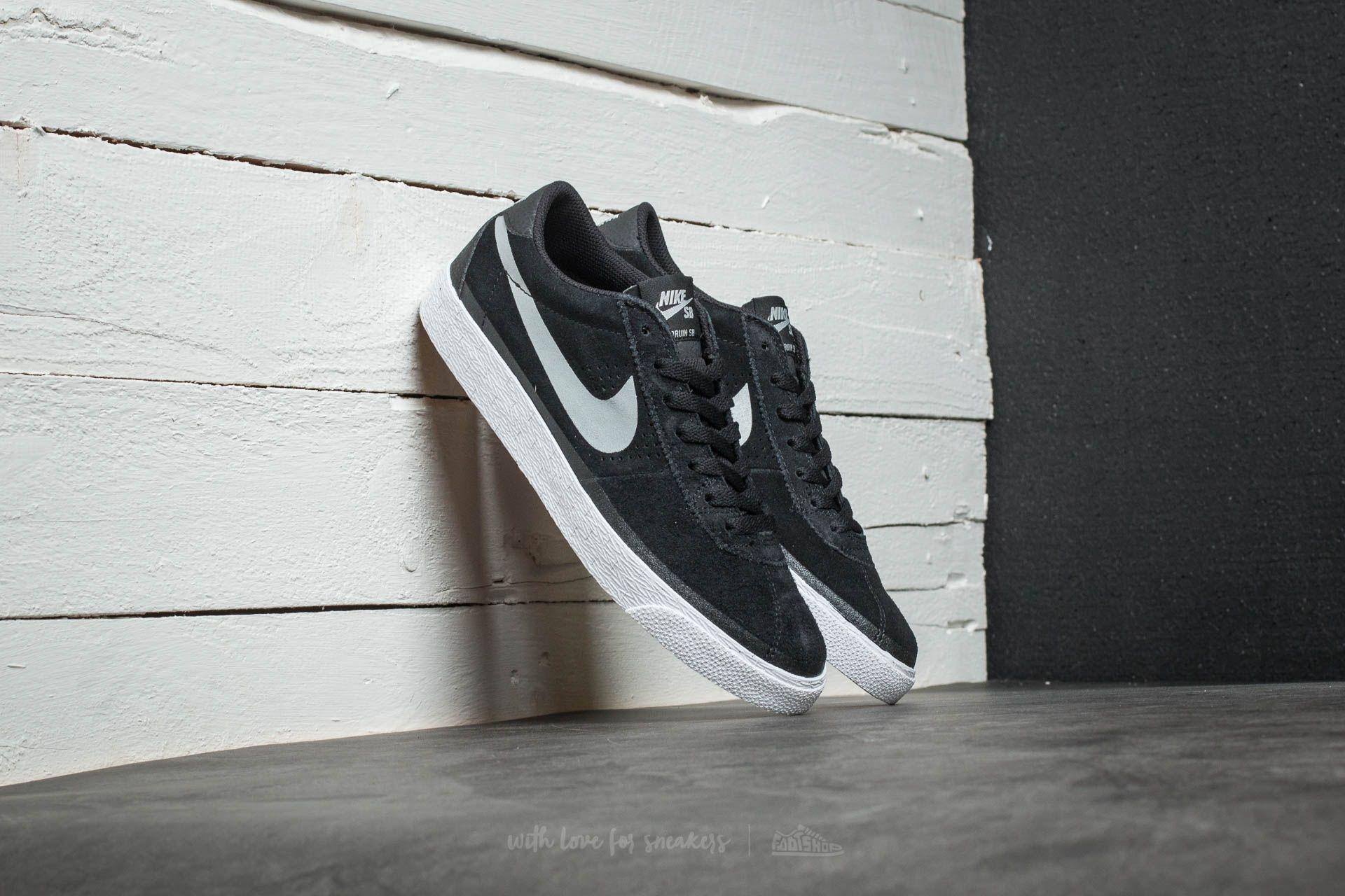 Nike Bruin SB Premium Se Black Base Grey White   Footshop