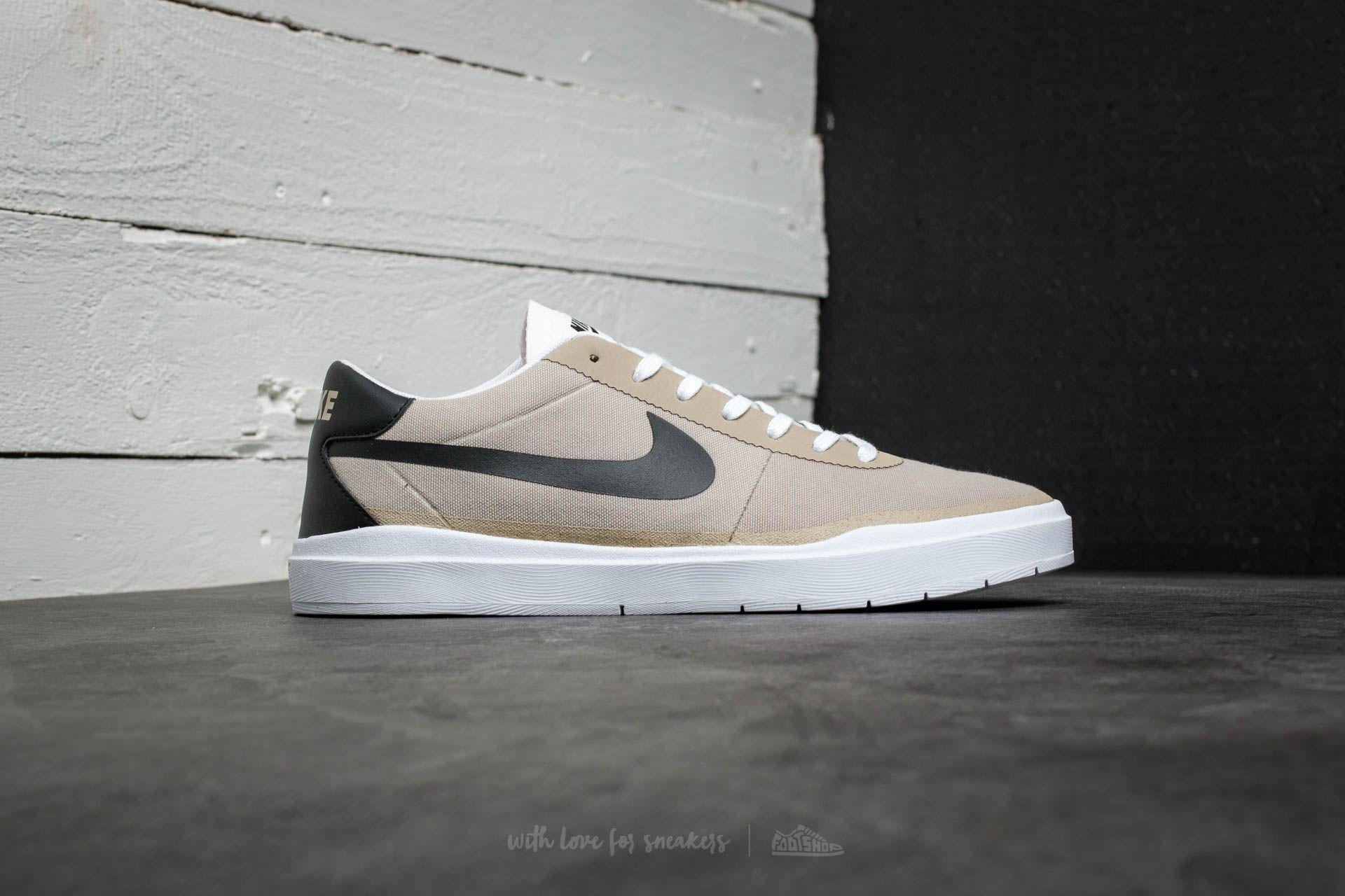 Nike SB Bruin Hyperfeel Canvas Khaki Black White Black