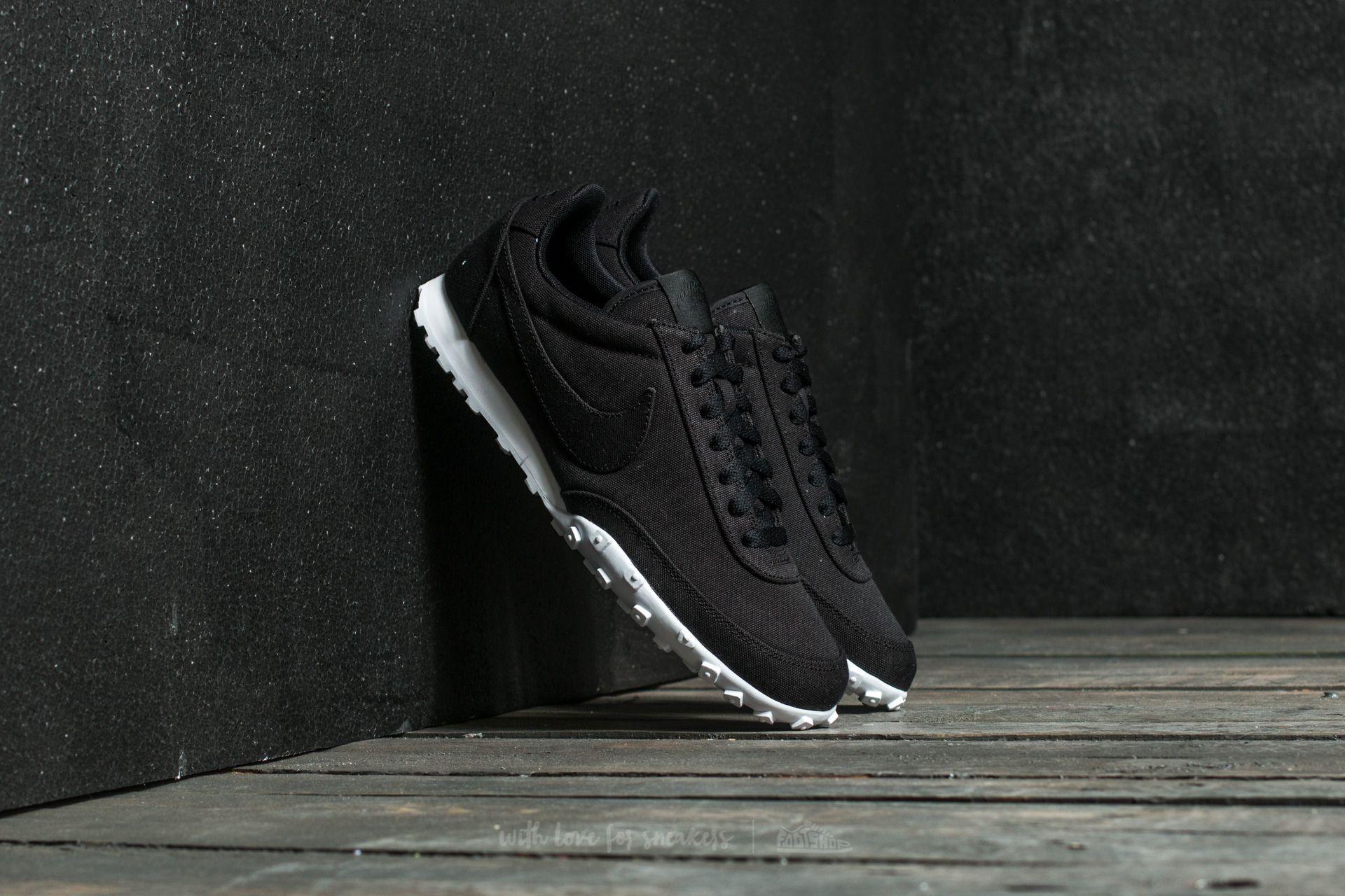 sala primer ministro meditación  Men's shoes Nike Waffle Racer '17 TXT Black/ Black-White | Footshop