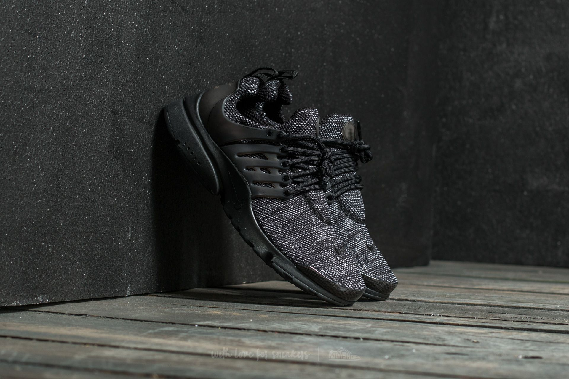 ae0bcfb0cd72 Nike Air Presto Ultra BR Black  Black-Black